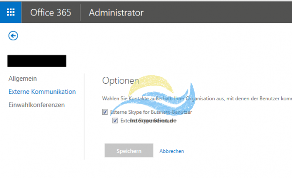 Office 365 Skype for Business Administration