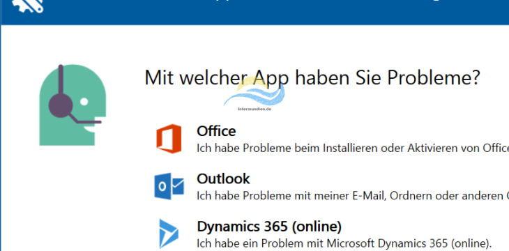 Probleme in Office 365 analysieren und beheben